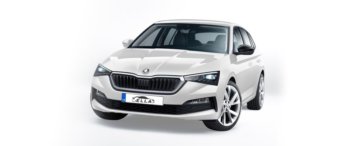 Autopožičovňa Ella Martin - Škoda SCALA 1.0 TSI