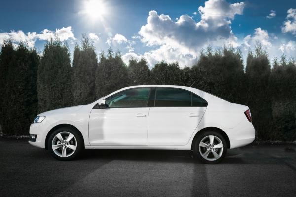Autopožičovňa ELLA v Martine Škoda Rapid 1.0 TSI Extra (Laurin & Klement)
